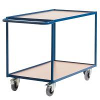 Tischwagen Rollcart, zwei Etagen