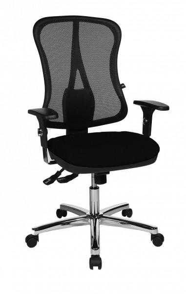 Bürostuhl Topstar Head Point SY Deluxe, inkl. Armlehnen