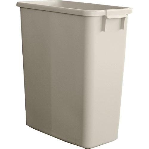 Abfallbehälter GRAF, mit Tragegriffen