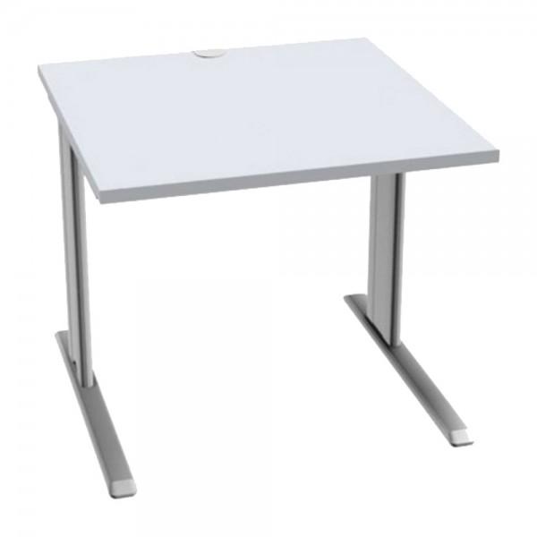 Schreibtisch SSI Schäfer PLANOVA BASIC, weiß