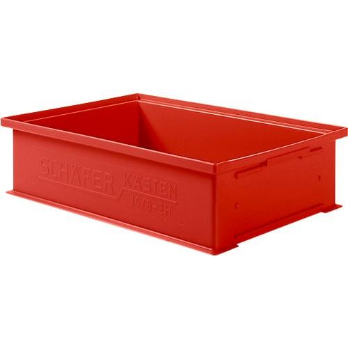 Stapelbox SSI Schäfer 14/6-2H, Polypropylen