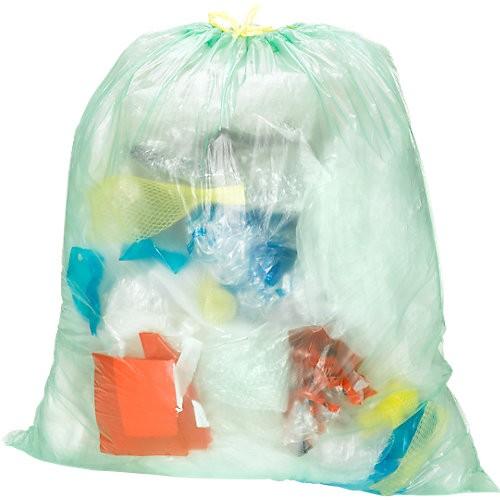 Müllsäcke DEISS Universal HDPE, 120 l - 250 Stück