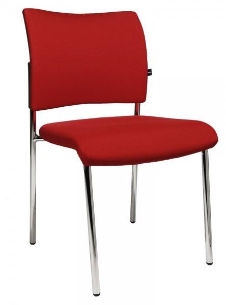Besucherstuhl Topstar SEAT POINT, Polster - 4 Fuß