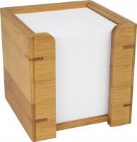 Zettelbox WEDO Bambus