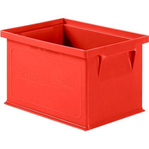 Stapelbox SSI Schäfer 14/6-4, Polypropylen