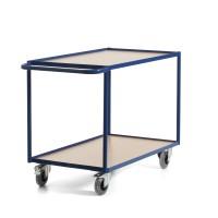 Tischenwagen Rollcart, zwei Etagen