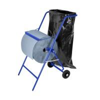 Papierrollenwagen-Set SZ Metall