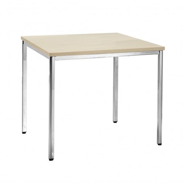 Konferenztisch, 800 x 800 mm