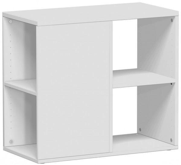 Anstellcontainer PALENQUE, 3-seitig offen