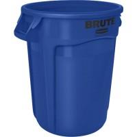 Abfallbehälter Rubbermaid BRUTE, 75 l