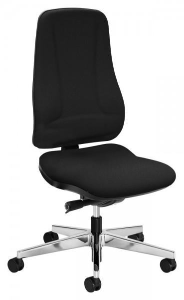 Bürostuhl Prosedia LEANOS V ERGO, Aluminium-Gestell