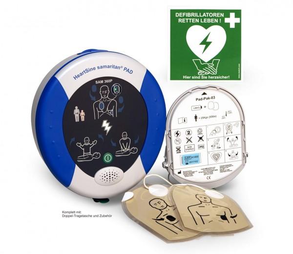Defibrillator HeartSine SAM 360P