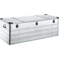 Aluminiumbox ALUTEC D400, mit Hebelspannverschluss
