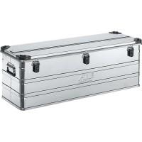 Aluminiumbox ALUTEC D163, mit Hebelspannverschluss