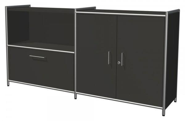 Sideboard TOLEDO, Schub + Regalfach