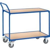 Tischwagen Fetra, zwei Böden