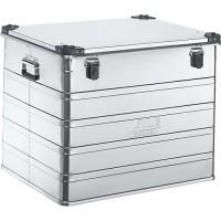 Aluminiumbox ALUTEC D240, mit Hebelspannverschluss