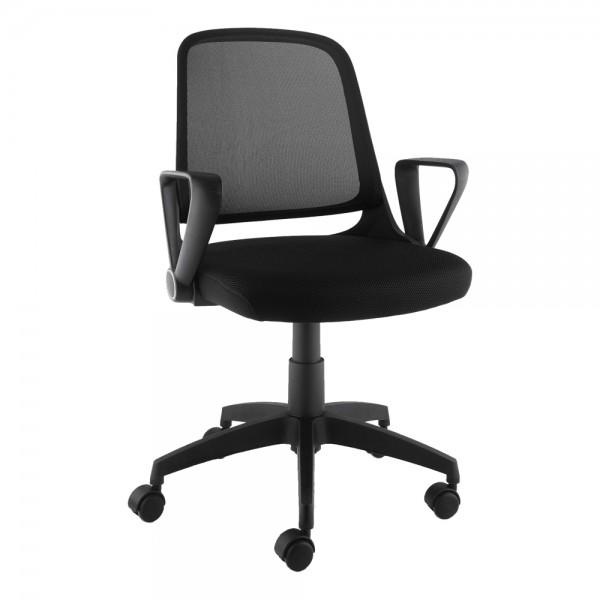 Konferenzstuhl AD Office System, mit Armlehnen