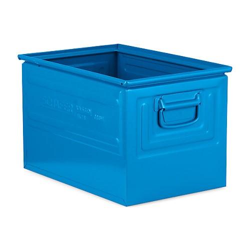 Stapelbox SSI Schäfer 14/6-2Z, Stahl lackiert