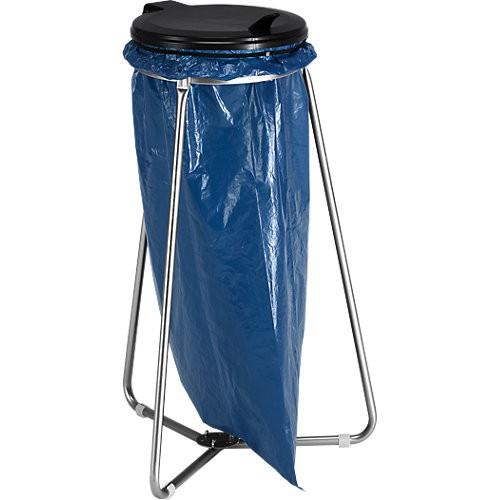 Müllsackhalterung mit Rohrgestell, 120 l