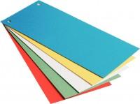 Trennstreifen Leitz, farbig sortiert