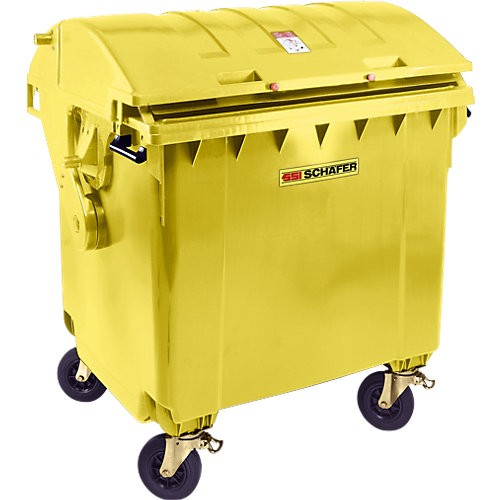 Müllcontainer SSI Schäfer MGB 1100 RD, 1100 l