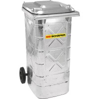 Mülltonne SSI Schäfer GMT, verzinkt, 240 l