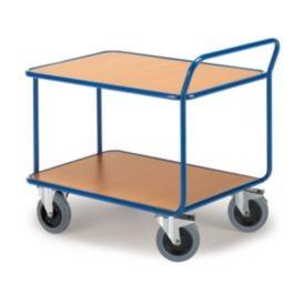 Tischwagen Rollcart, zwei Böden