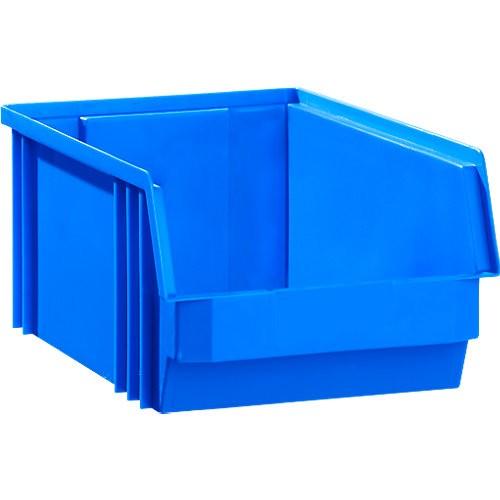 Sichtlagerkasten SSI Schäfer TF 14/7-4, Polyethylen