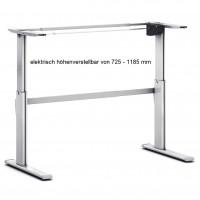 Tischgestell elektrisch höhenverstellbar Aluforce Pro 150 M SSI