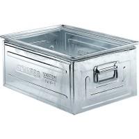 Stapelbox SSI Schäfer 14/6-1, Stahl verzinkt