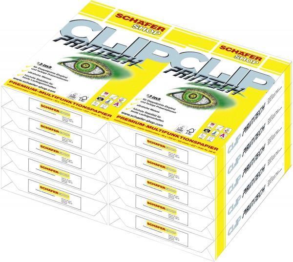 Premiumpapier CLIP Printech, 80g - 10.000 Blatt