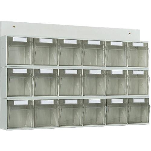 Kleinteilemagazin hünersdorff MultiStore Wand-Set
