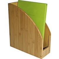 Stehsammler WEDO Bambus, DIN A4