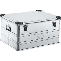 Aluminiumbox ALUTEC D157, mit Hebelspannverschluss
