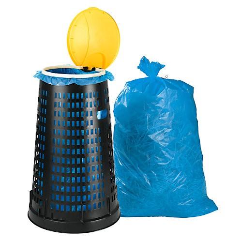 Korbhalterung giganplast 8360M/N, 70-120 l - inkl. 100 Säcken