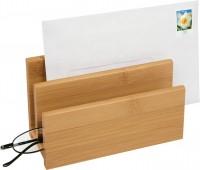 Briefständer WEDO Bambus