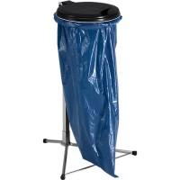 Müllsackhalterung mit Dreibein-Gestell, 120 l