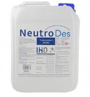 Händedesinfektionsmittel NeutroDes, gegen Viren, Bakterien & Pilze, oberflächenaktiv, IHO-gelistet,