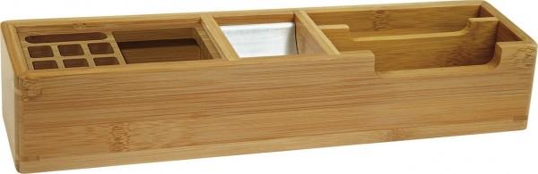 Tischorganizer WEDO Bambus, lang