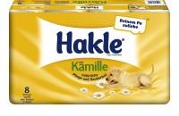 Toilettenpapier Hakle® plus mit Kamille, 72 Rollen
