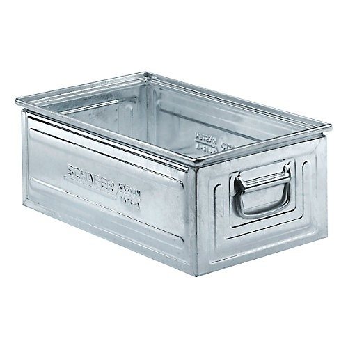 Stapelbox SSI Schäfer 14/6-A, Stahl verzinkt