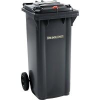 Mülltonne SSI Schäfer GMT, 120 l, mit Schwerkraftschloss