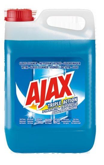 Glasreiniger Ajax, 3-fach aktiv