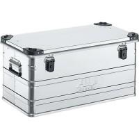 Aluminiumbox ALUTEC D91, mit Hebelspannverschluss